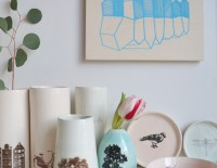 ceramic vases and bowls